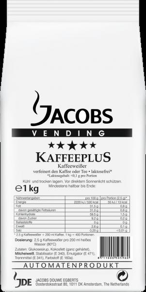 JACOBS Kaffeeplus / Laktosefrei